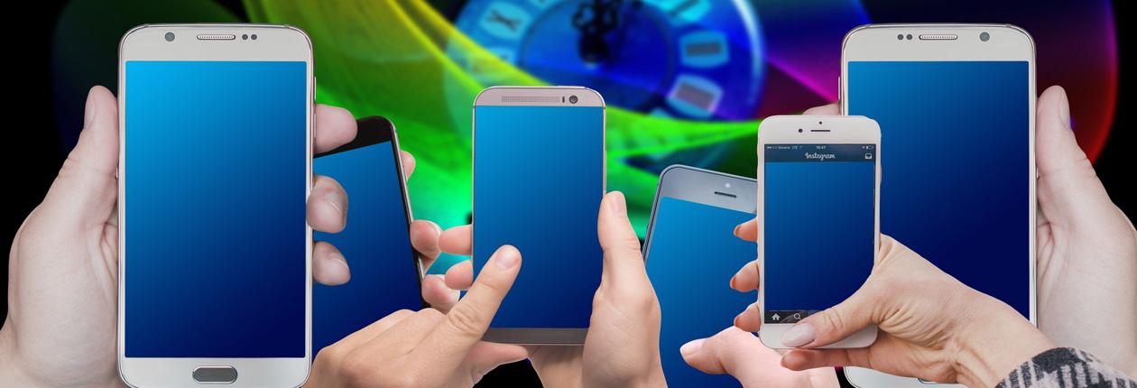 Informationen über Handy- und Smartphone-Spenden